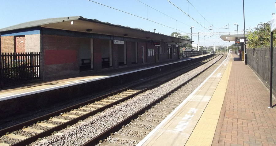 Witton Station