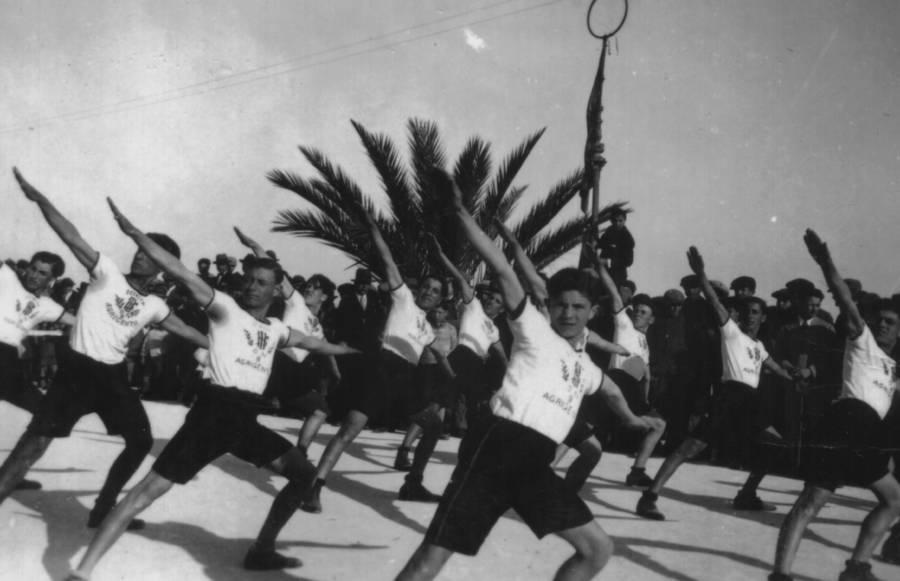 Youth Gymnastics Display