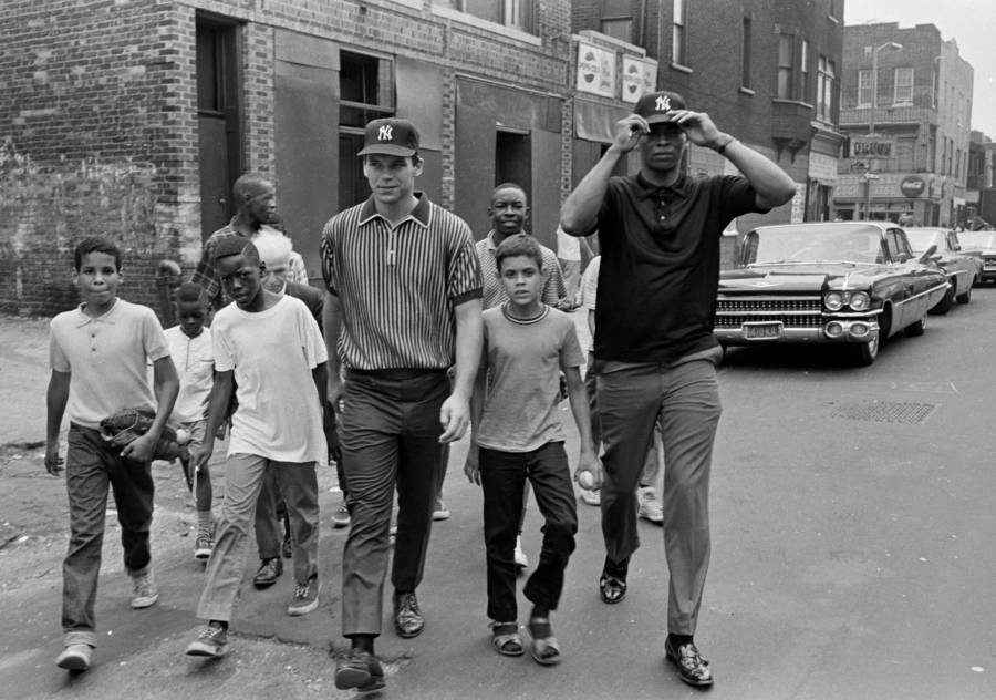 Visiting Bed Stuy In The 1960s