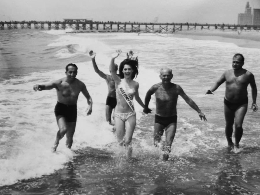 Miss Coney Island 1968
