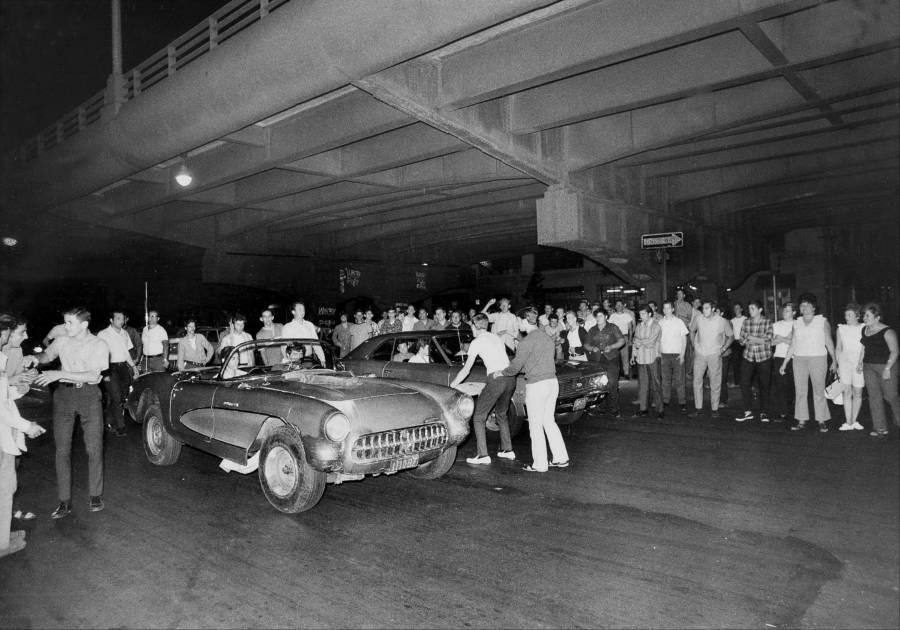 1960s Brooklyn Street Race