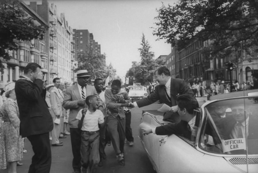 1960s Brooklyn Rockefeller