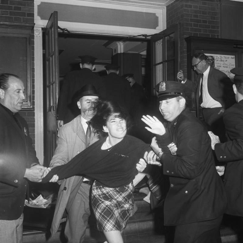 1960s Brooklyn Woman Struggling