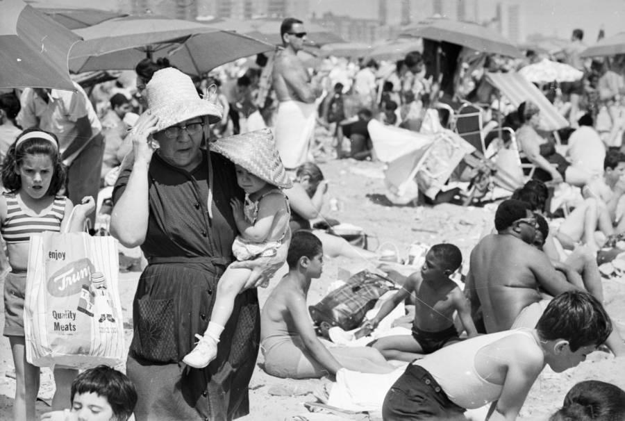 60s Brooklyn Coney Island