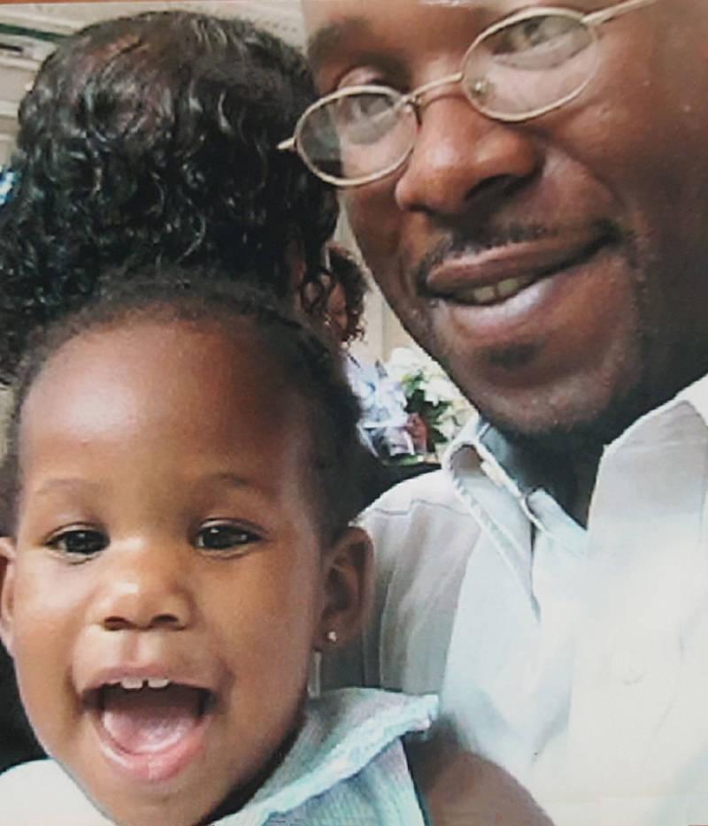 Kaye Lea With Dad