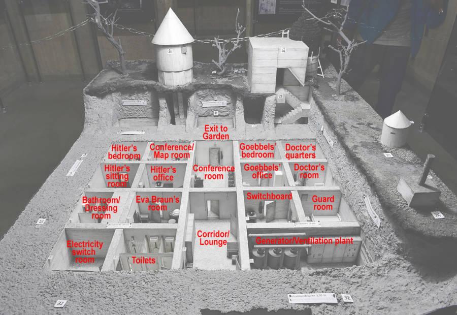 Berlin Museum With Hitler Bunker Replica Unveils New Exhibit