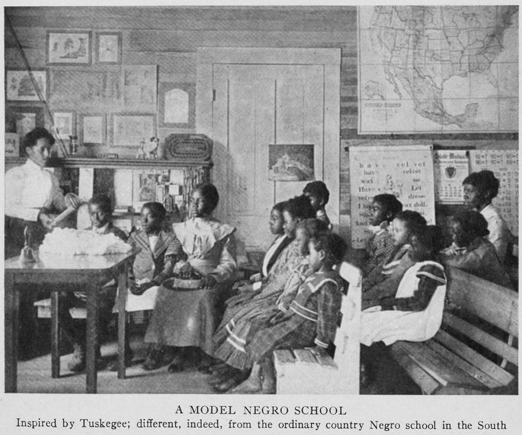 All Black Schools