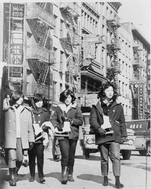 American Born Chinese Girls