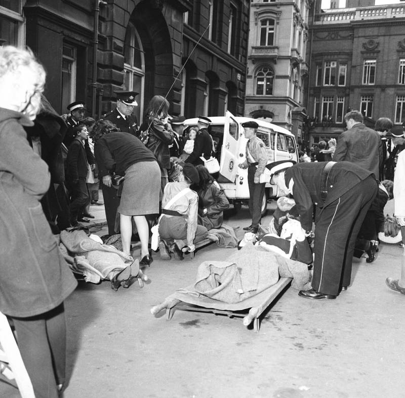Beatlemania Epidemic Hits Streets