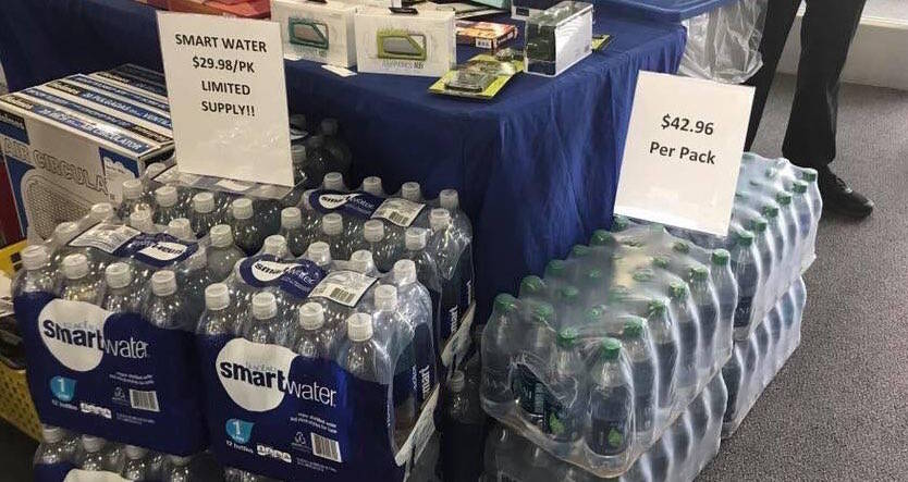 Best Buy Price Water