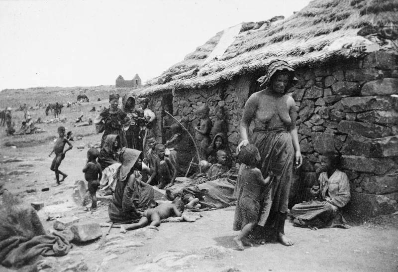 Boer Settlement Taken Over