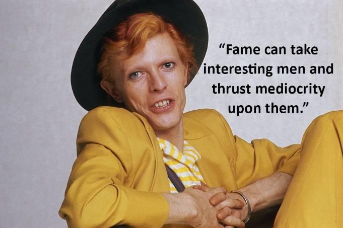 Bowie Mediocrity