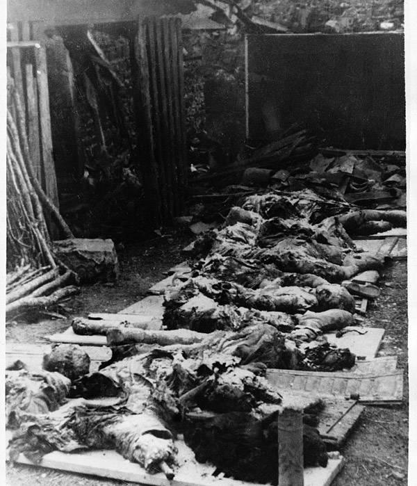 Burnt Bodies