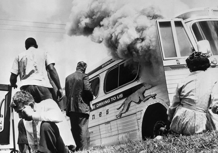 Bus Smoke