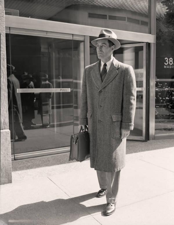Business Man Madison