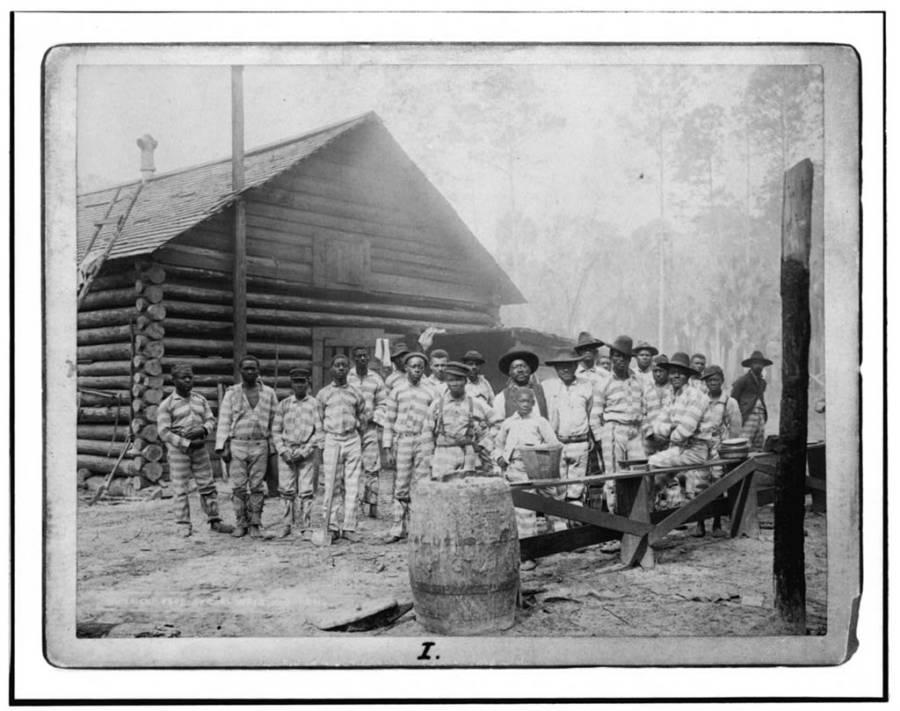 Chain Gang 1898