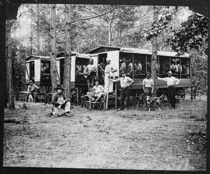 Chain Gang North Carolina