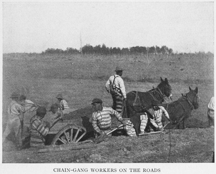 Chain Gang Workers