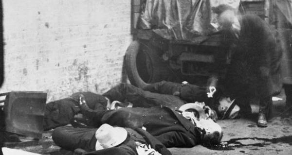 Mob Hits: 21 Photos Of The Most Infamous And Brutal Slayings