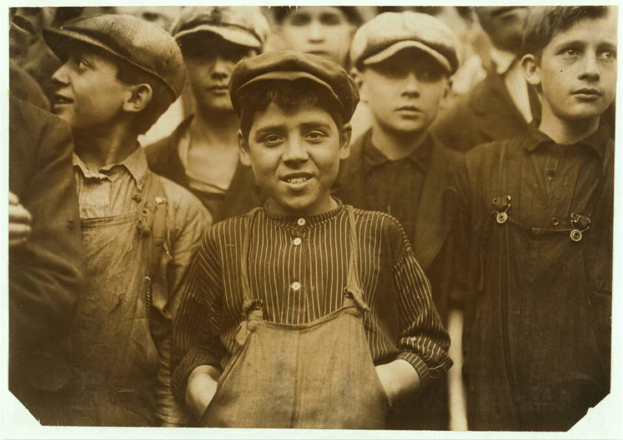 Children In Lawrence