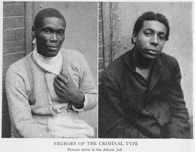 Criminal Type Negroes