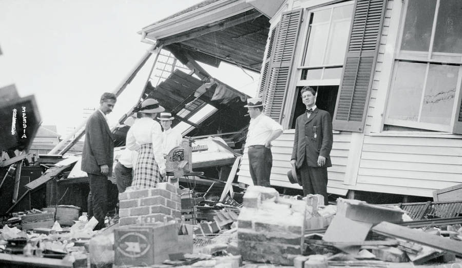 Crushed House