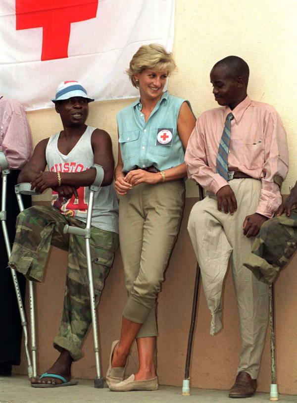 Crutches Landmine
