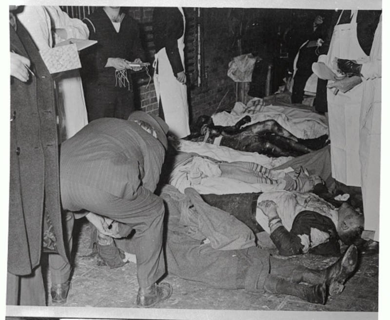 Dead Bodies After The Fire