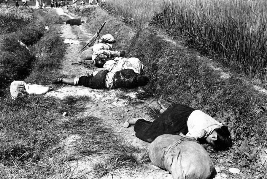 Dead Civilians