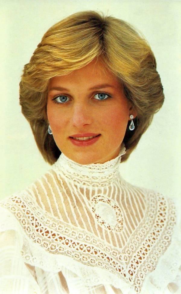 Diana In White