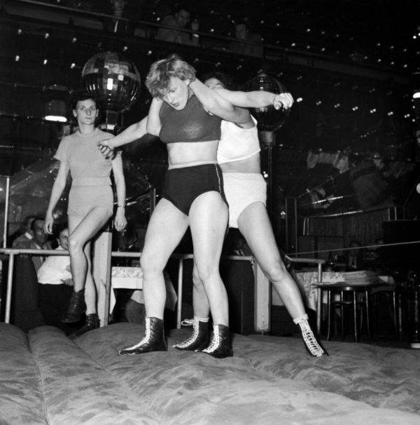 Disco Ball Women