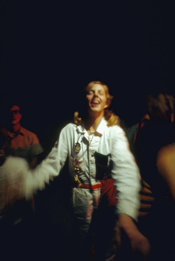 Doris Delay Dancing