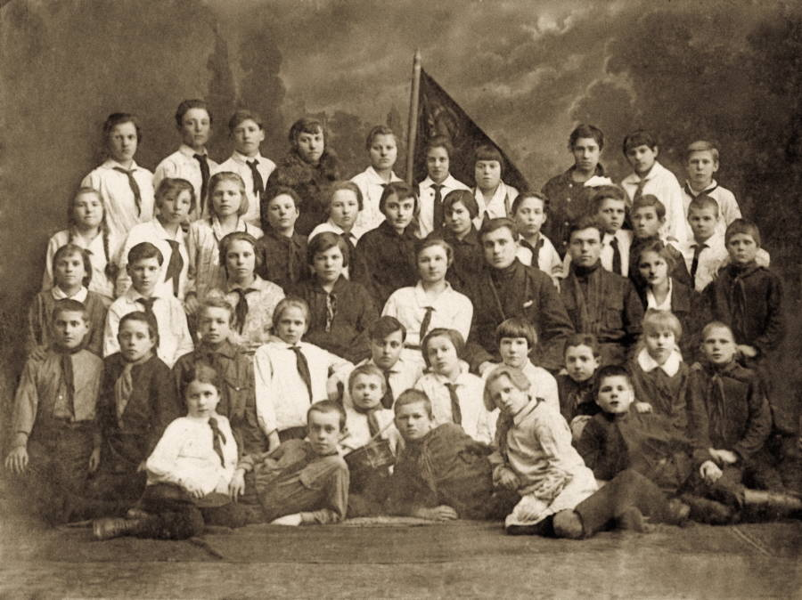 Early Young Pioneers