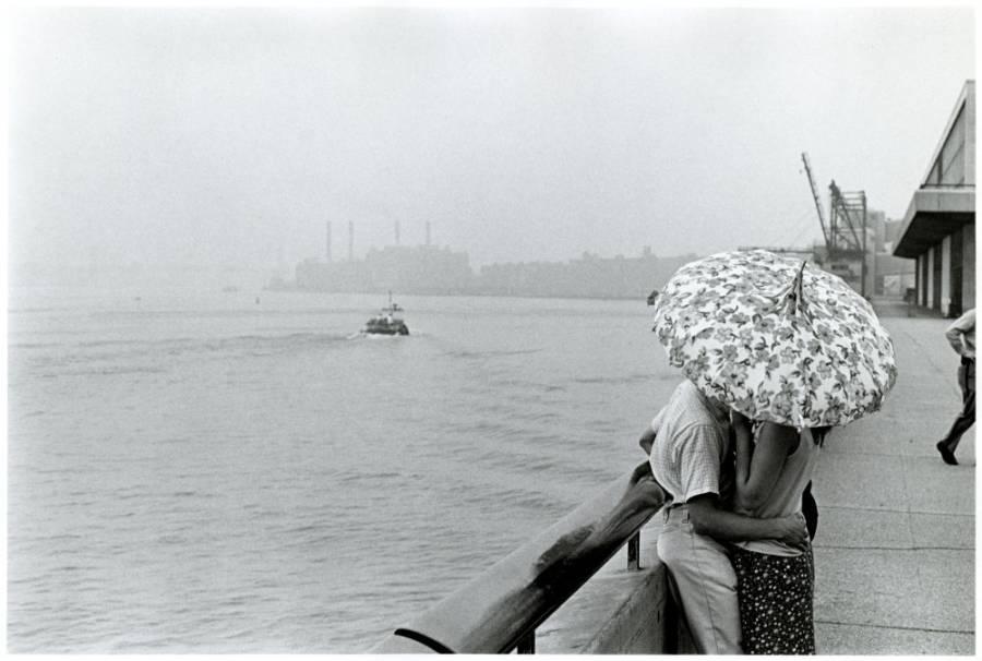 East River Kiss 1968