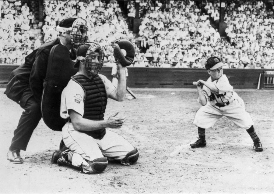 Eddie Gaedel Baseball