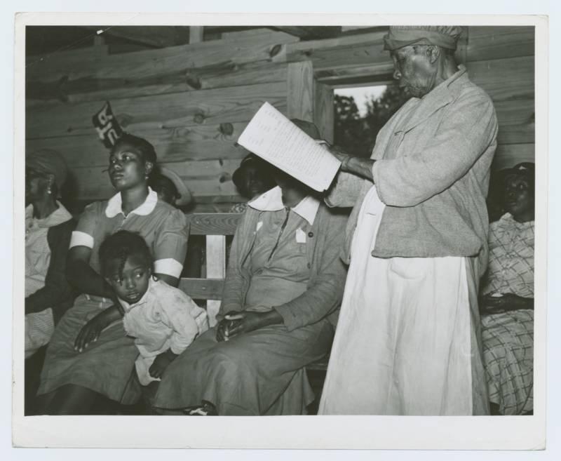Elder Learning To Read