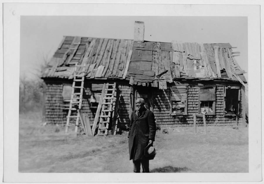 Ex Slave Henry Robinson