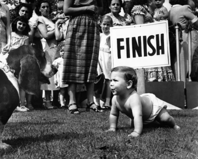 Finish Baby