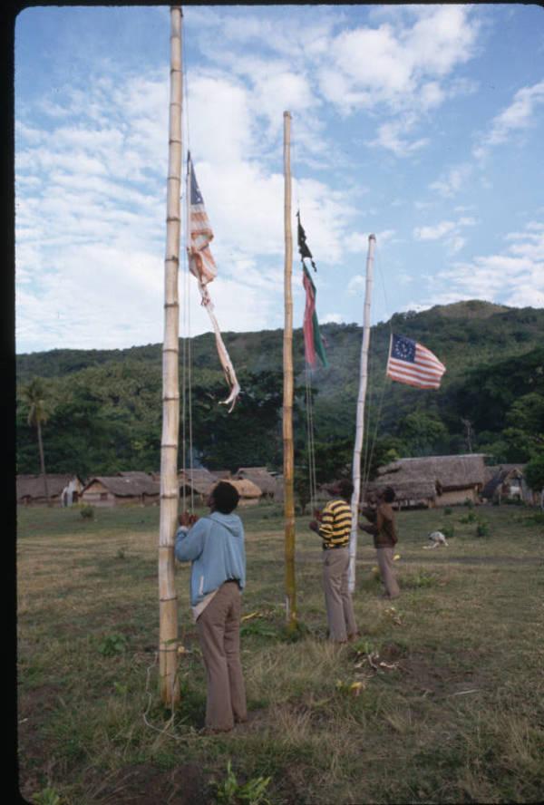Flags Poles