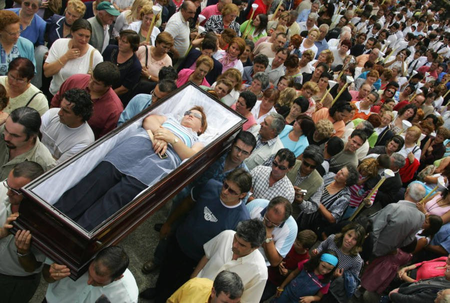 Funeral Tradition Spain