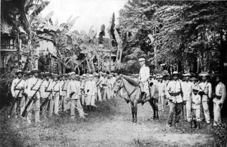 General Gregorio Del Pilar