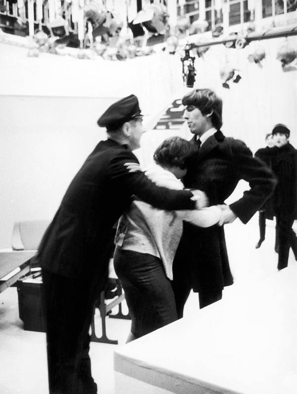 George Harrison Gets Attacked
