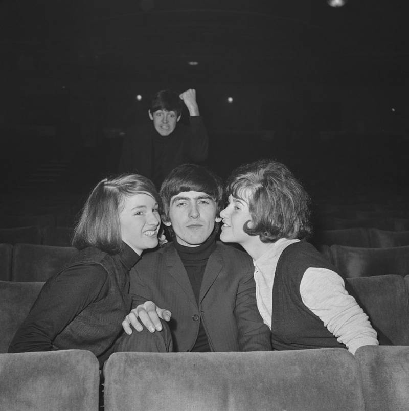 George Harrison In Theater
