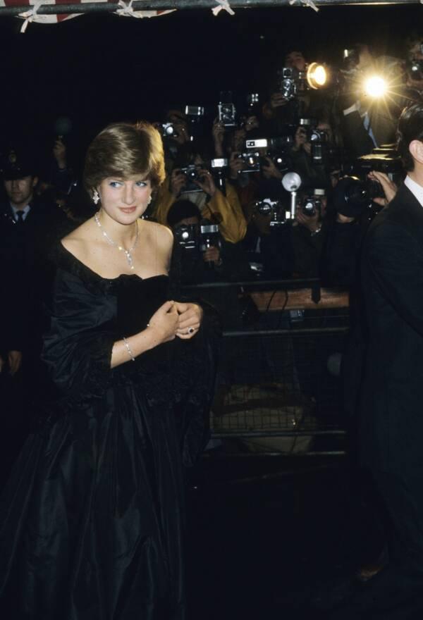 Glam Princess Diana