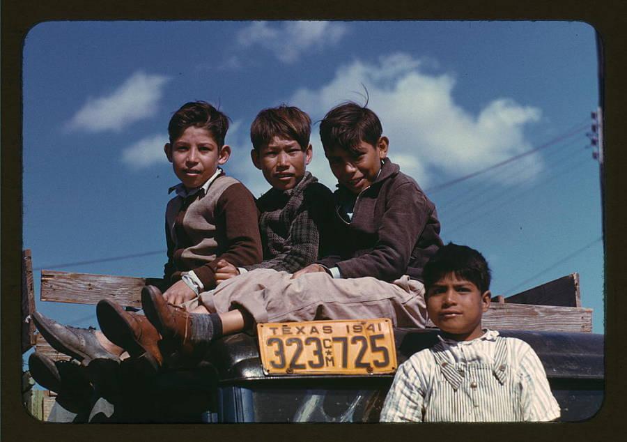 Great Depression Labor Camp