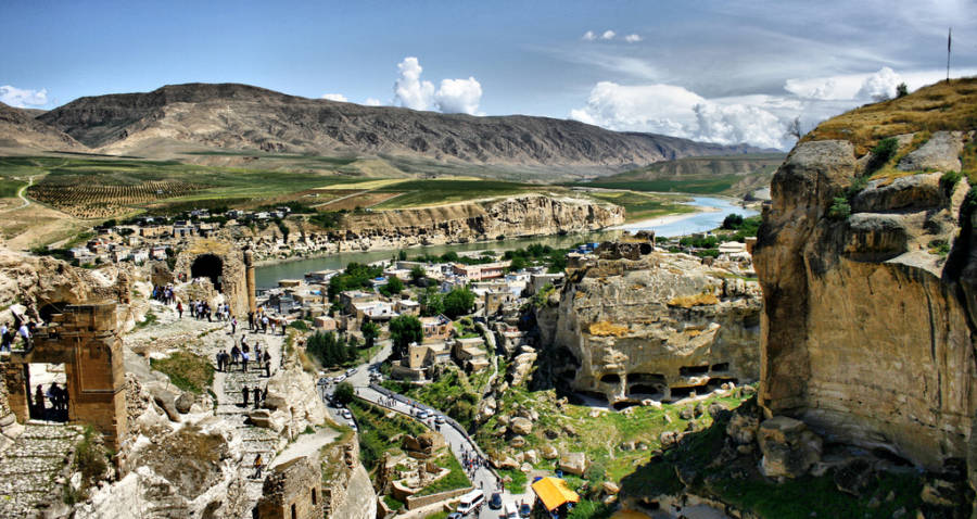 Hasankeyf Castle
