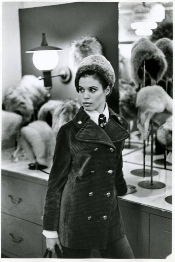 Hat Display Woman 1969