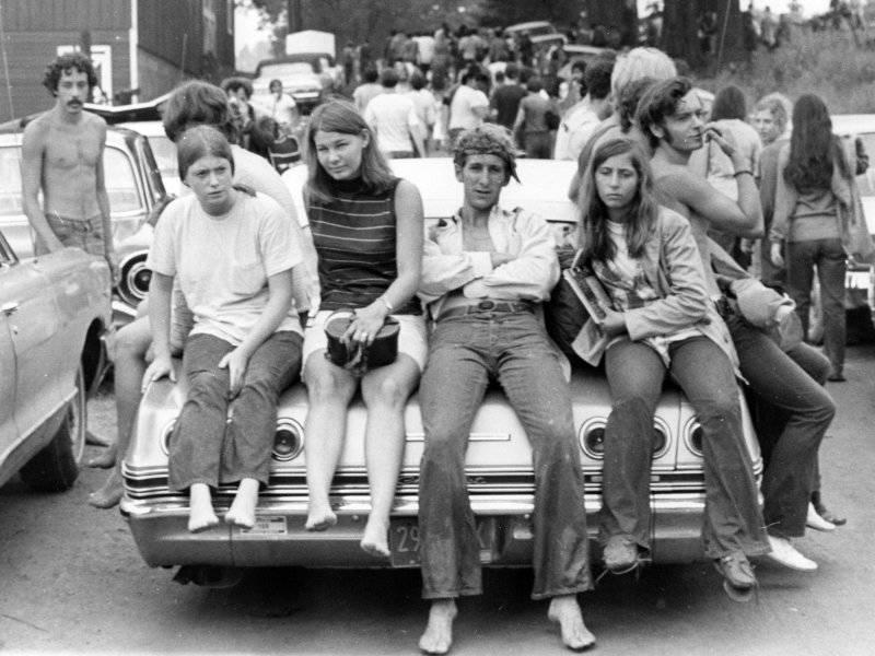 Hippie Photos Cars