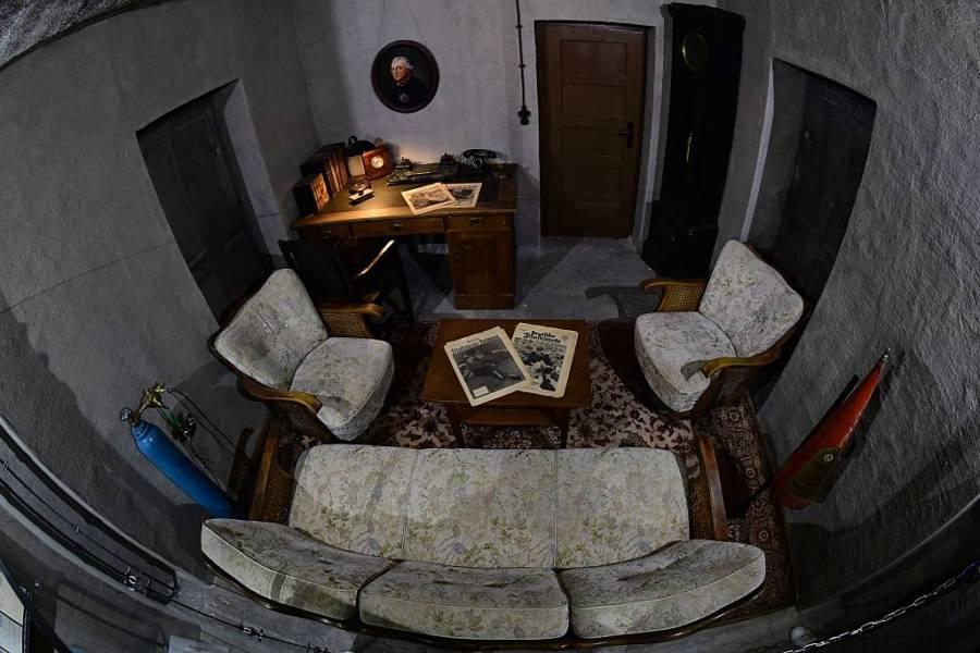 Hitler Bunker Recreation