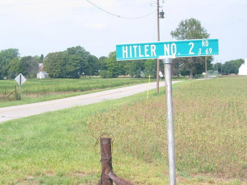 Hitler Road